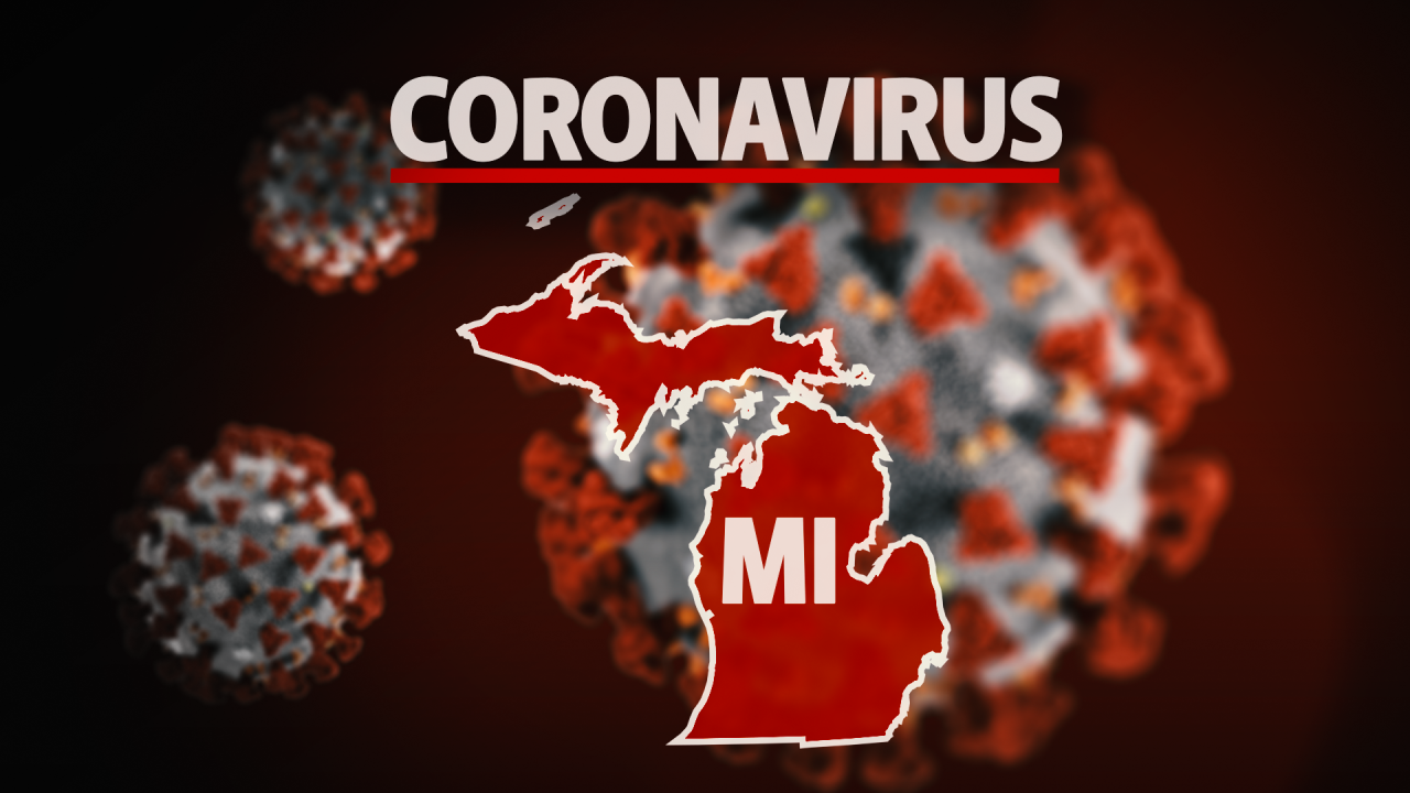 Coronavirus Michigan AP IMAGES