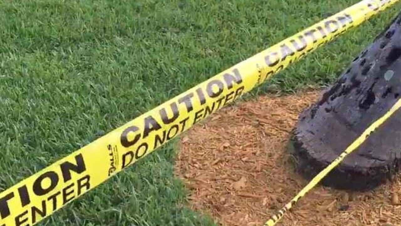 Palm Beach police investigate 'random shooting'