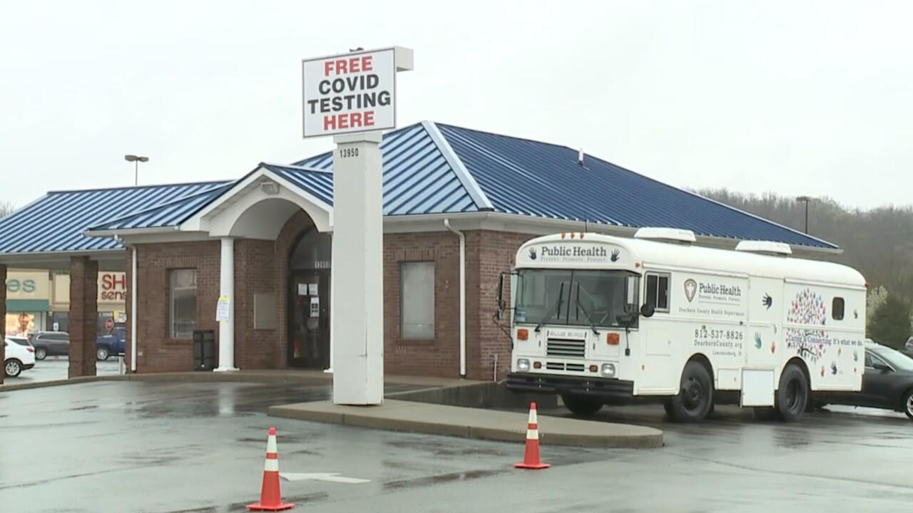 Dearborn county vaccine site