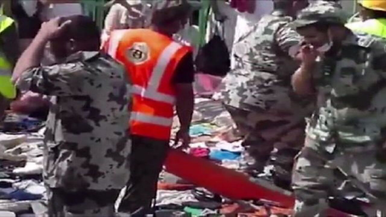 717 pilgrims dead in hajj stampede