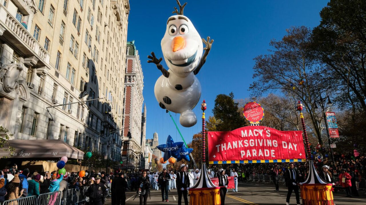 Who will perform at the Macy's Thanksgiving Day Parade