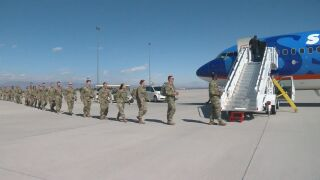 Fort Carson deploys 627th Hospital Center to Washington in support of COVID-19 medical efforts