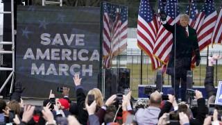 Donald Trump Save America January 6