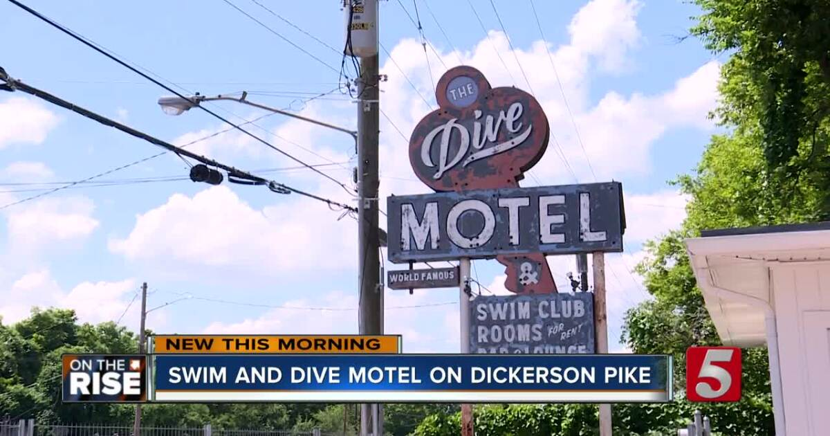 East Nashville's Dive Motel & Swim Club set to open this summer