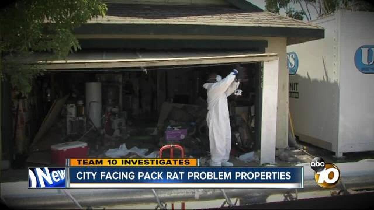 Team 10: City tackles problem properties