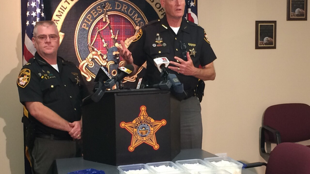 This is Ohio's biggest crystal meth bust ever