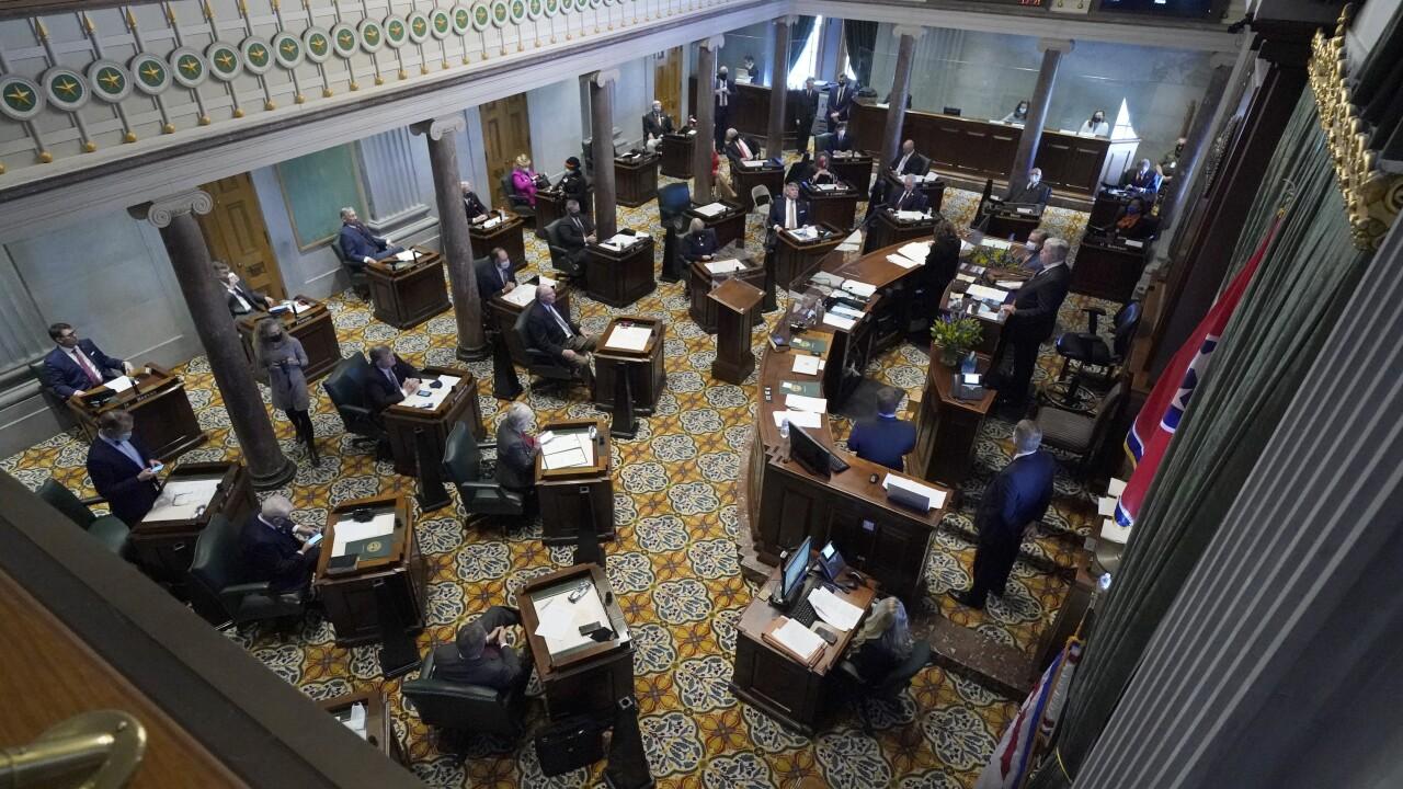 Legislative Session Tennessee
