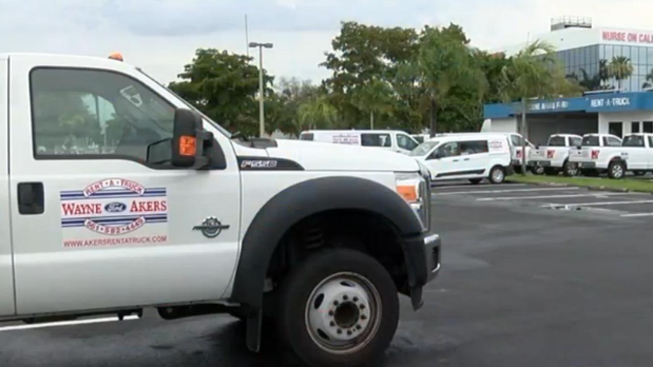 Local truck agencies on high alert after TSA report