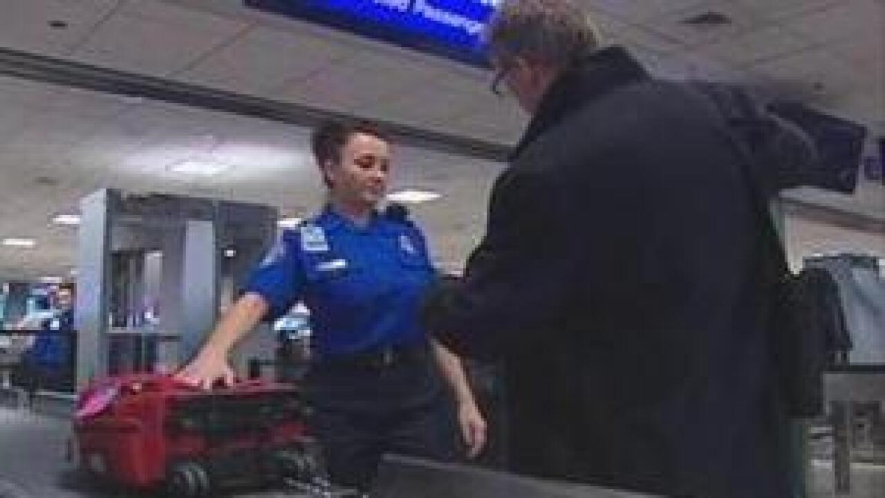 TSA starts new screening procedure at SLC airport