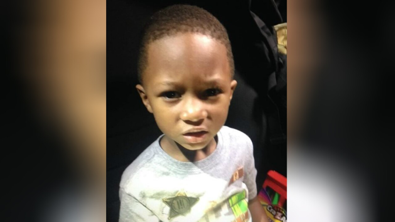 South Hill Police locate young boy's parents