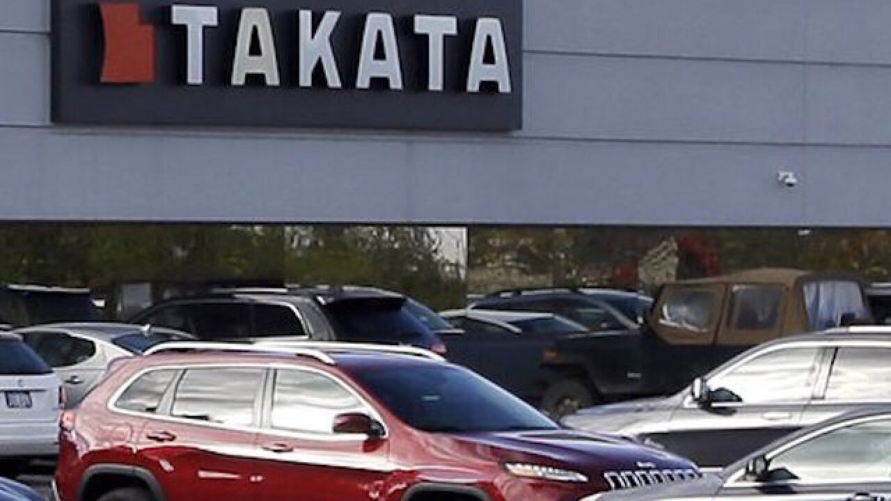 Cause of Takata air bag explosions found