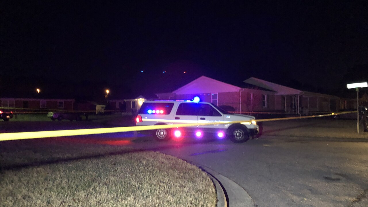 Man dies at hospital after early-morning Portsmouth shooting; detectives investigating ashomicide