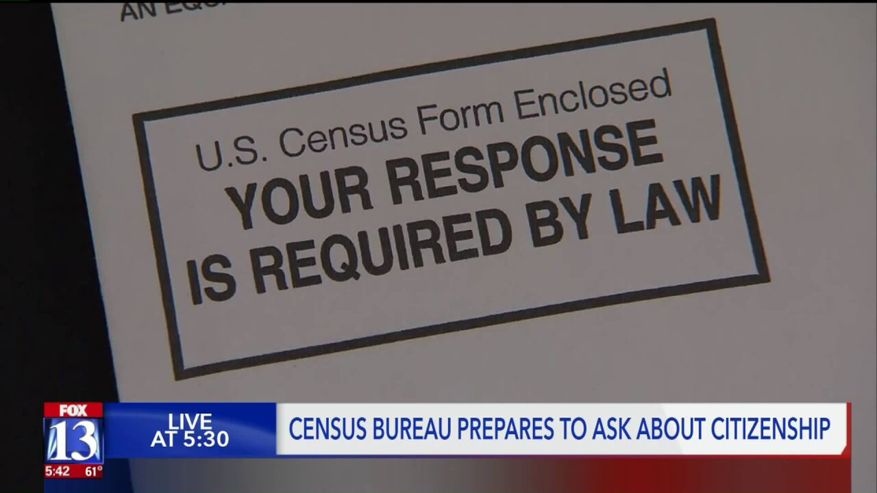 Census Director tells Utahns citizenship question will not be used againstimmigrants