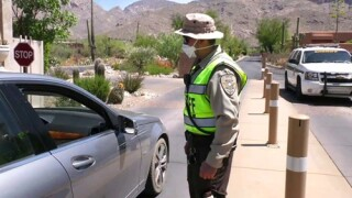 Pima County Sheriff's Auxiliary volunteers assist community during Bighorn Fire