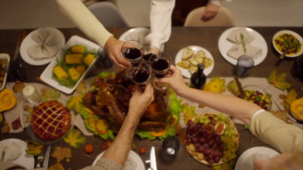 CDC guidelines for celebrating Thanksgiving safely amid the pandemic