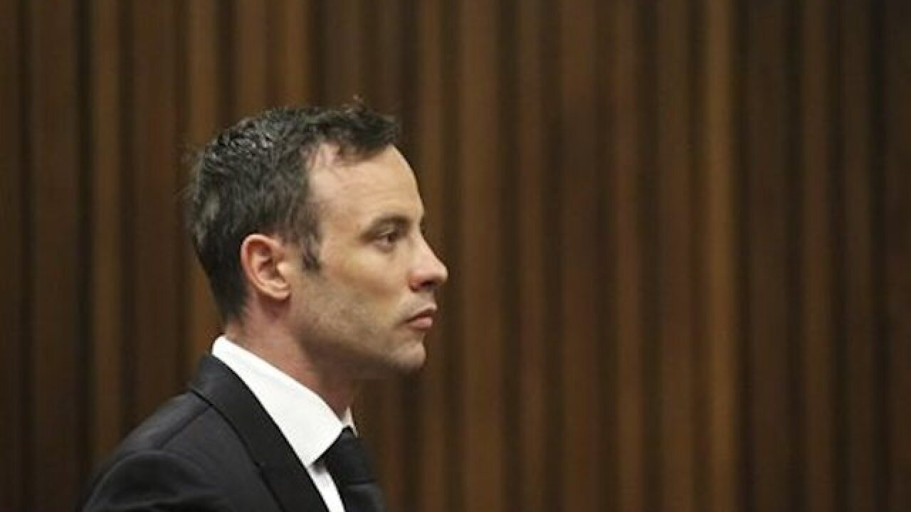 Prosecutors say they will appeal Oscar Pistorius murder sentence for being too lenient