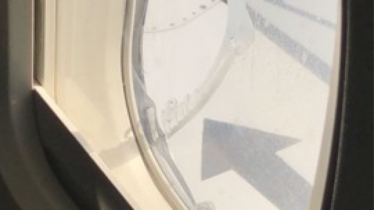 Southwest Flight With Broken Window Makes Unplanned Landing