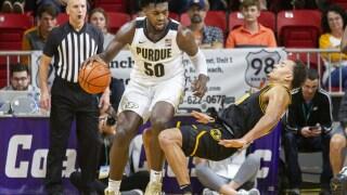VCU Purdue Basketball