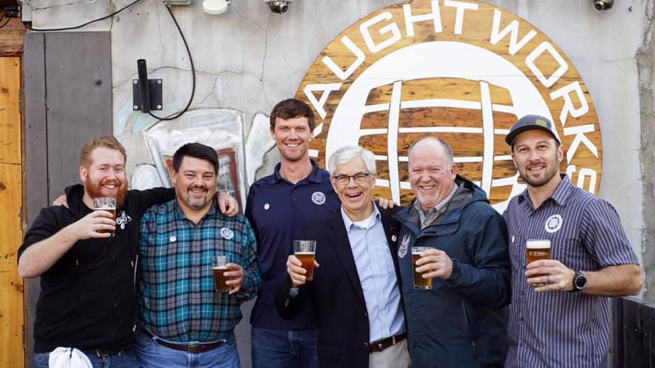 Sister City IPA: Missoula, New Zealand breweries team up for new international beer