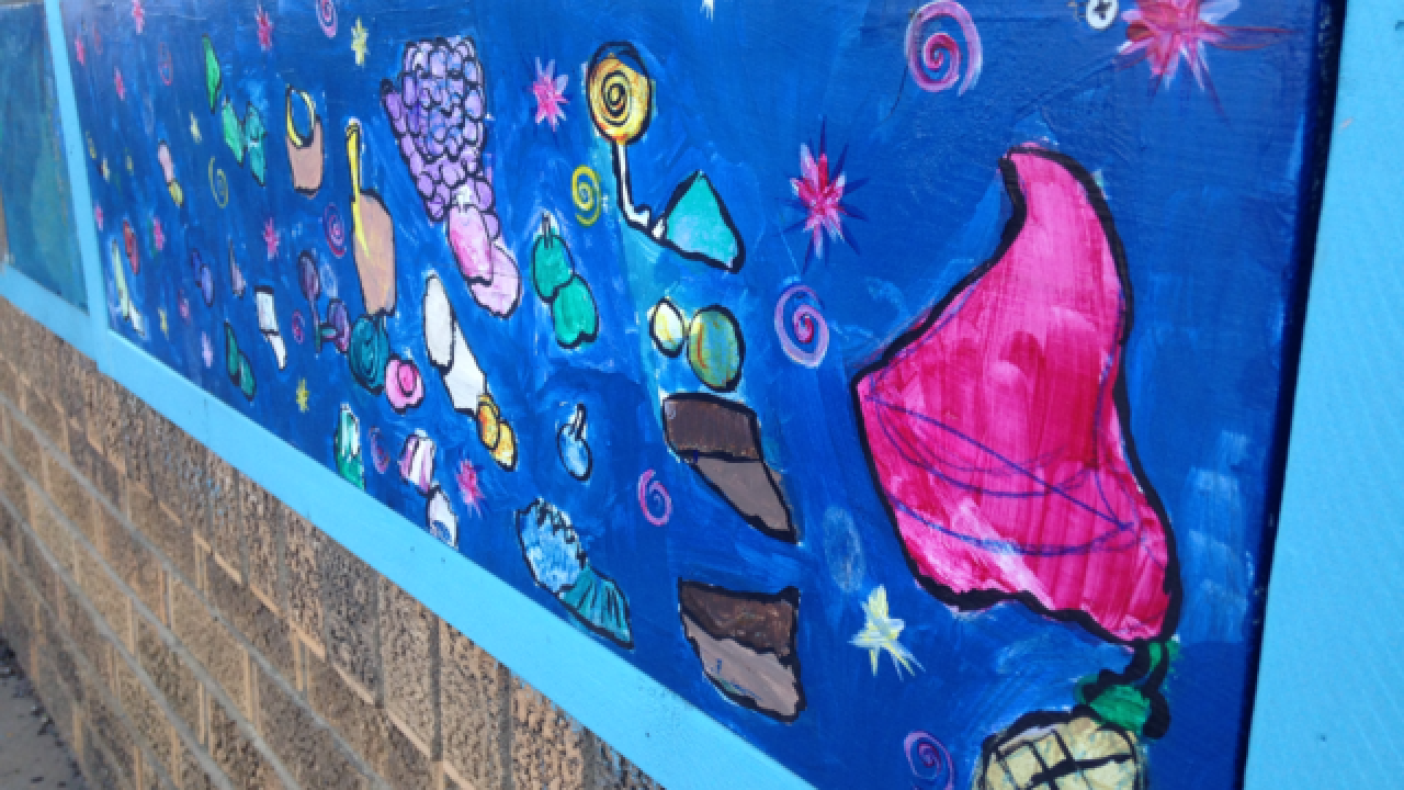 PICS: Tulsa Girls Art School