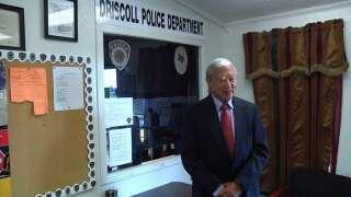 Nombran a jefe interino del departamento de policía de Driscoll