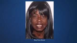 Missing Woman: May Brent