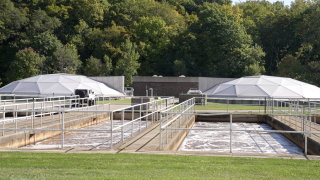 Delta Township will expand and upgrade their wastewater treatment plant in the spring.