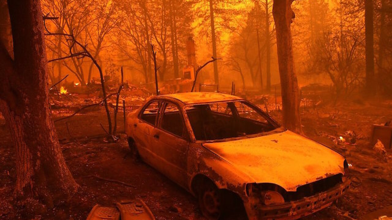 Camp Fire has burned through 20K acres