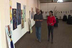 Local organization helps veterans heal through art