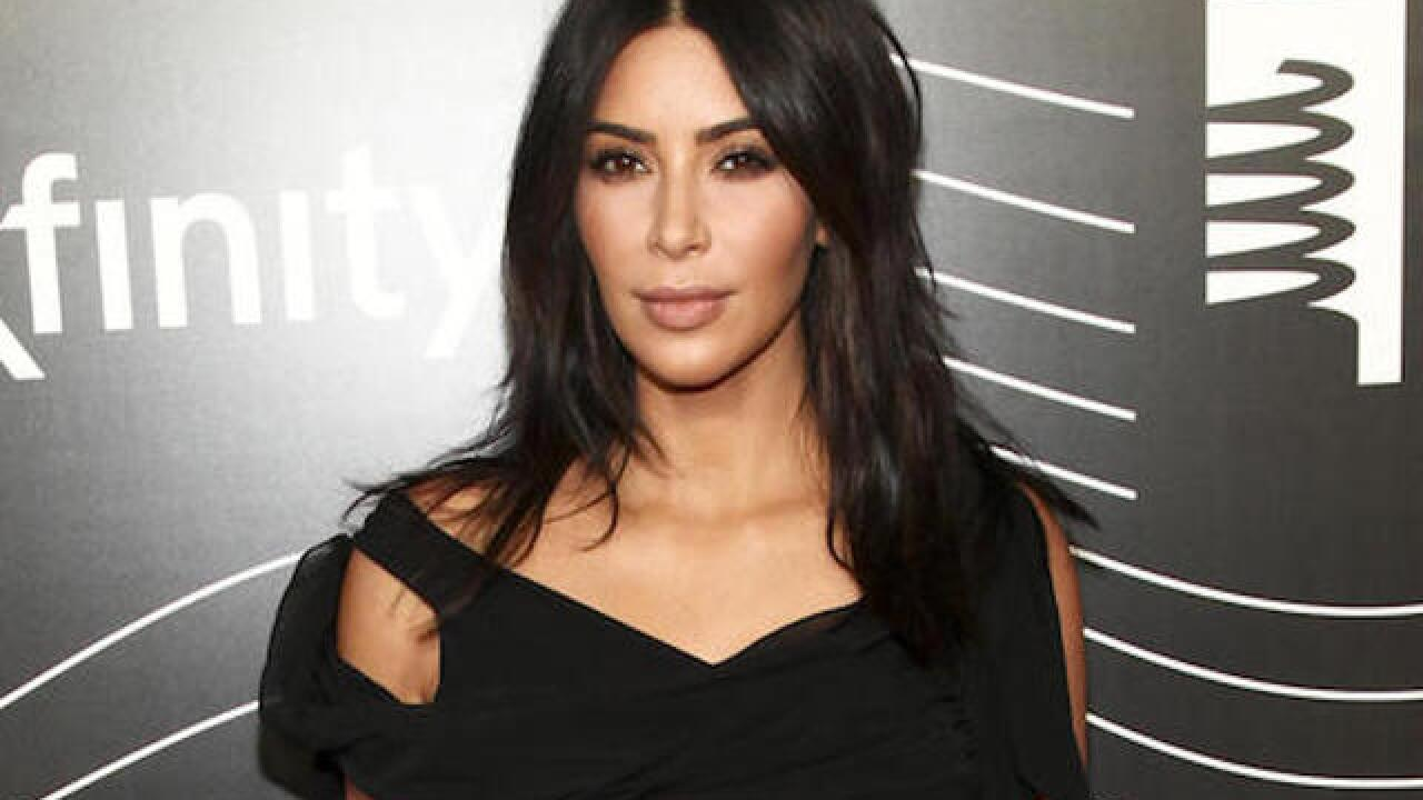 Kim Kardashian posts family video, photo in return to social media