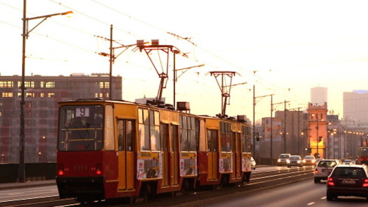Tram driver helps Polish woman deliver baby