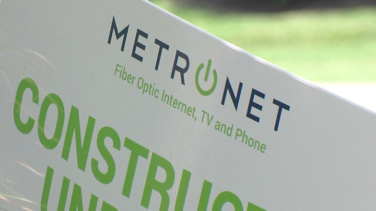 Carmel residents caught off guard by Metronet work
