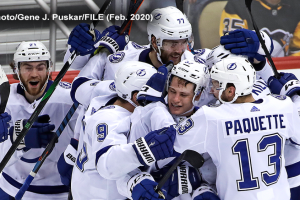 Tampa Bay Lightning to take to water for socially-distanced championship parade