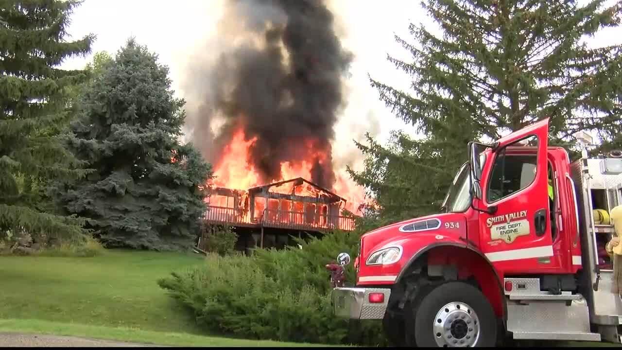 Kalispell House Fire