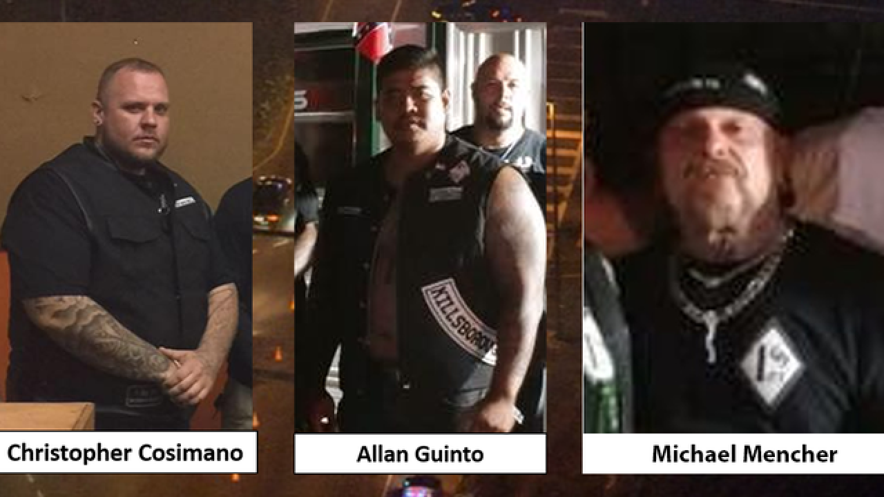 Sheriff: 3 biker gang members arrested in connection to ... |Polk County Gangs