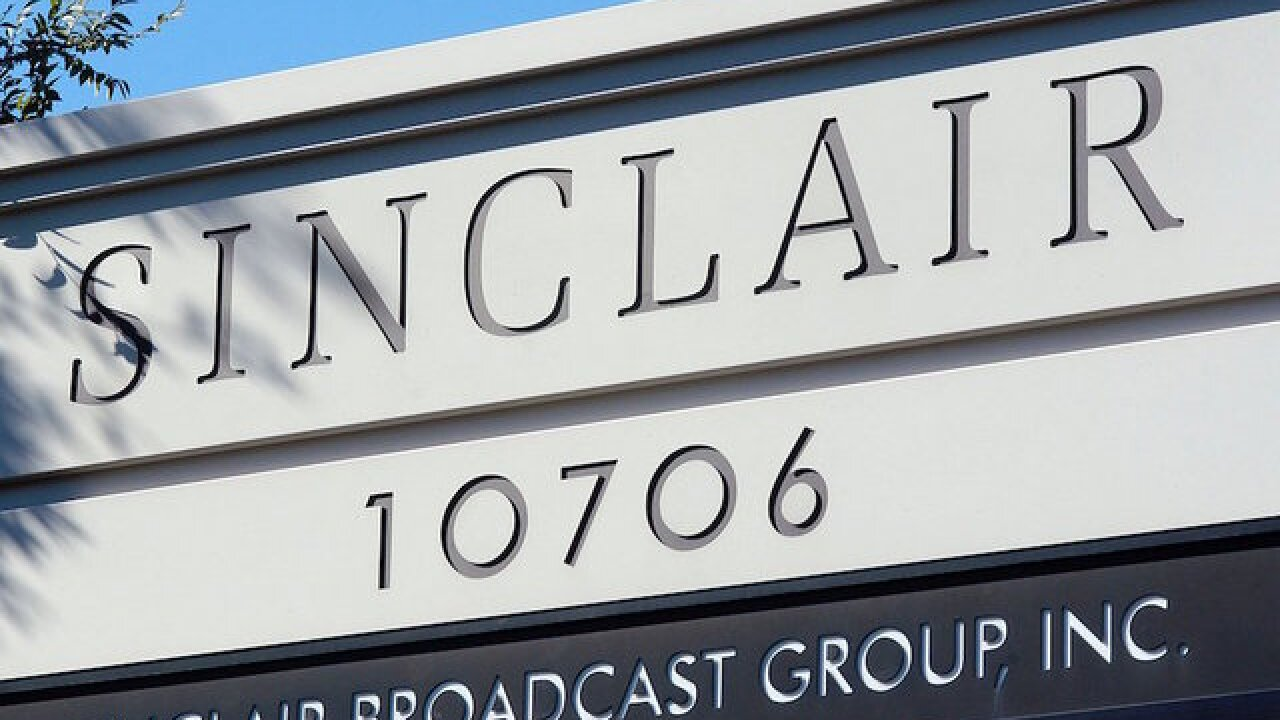 Sinclair responds to criticism of media-bashing promos