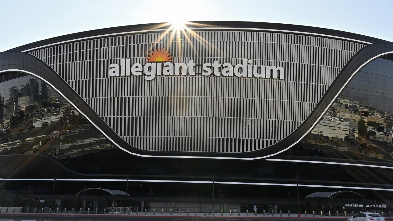 Raiders Football Allegiant Stadium
