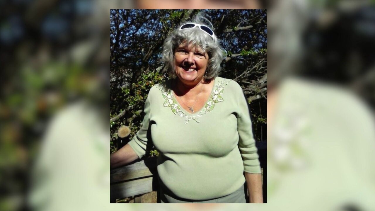 """Members in the Poquoson community describe Kathy Diggs as """"bubbly andsweet"""""""