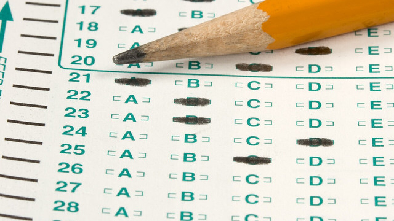 Help your kids handle the stress of FSA tests