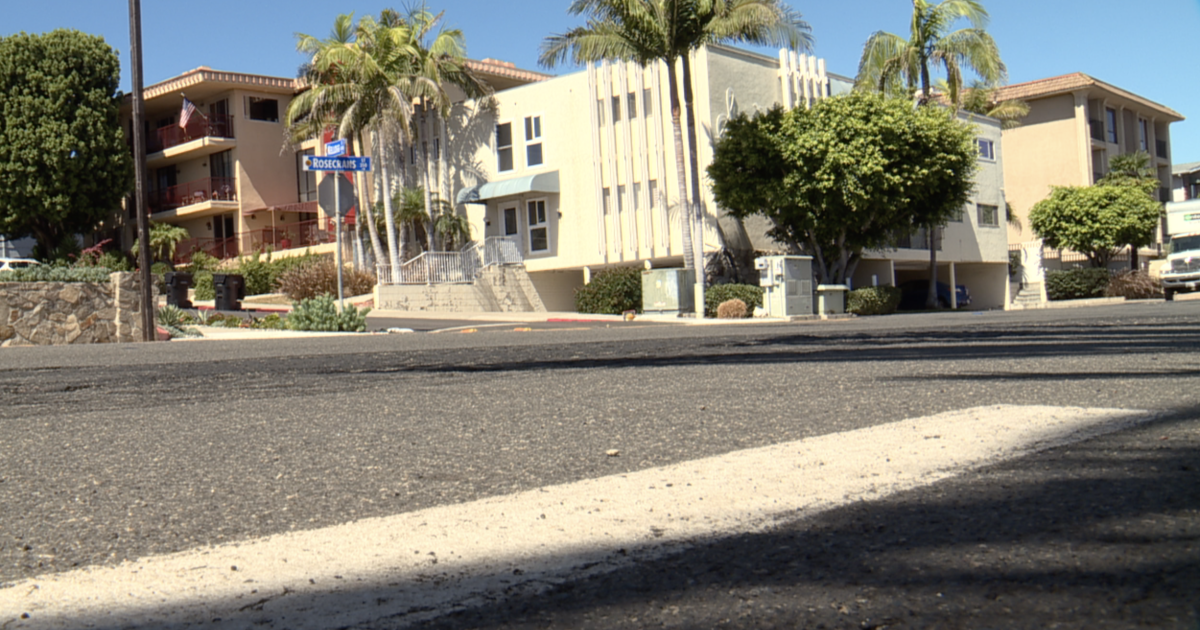 Road repairs stretch on for years in Point Loma