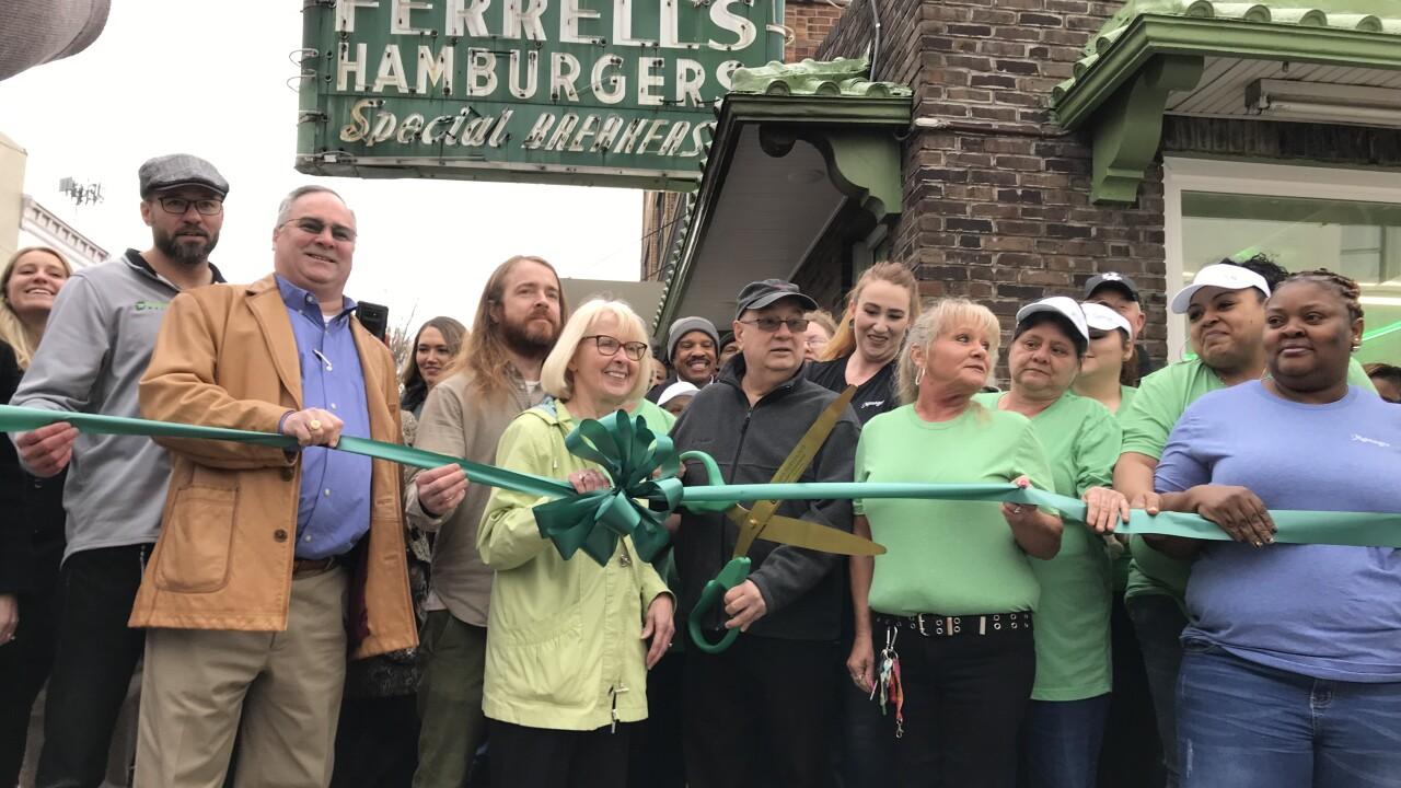 Ferrell's Burgers