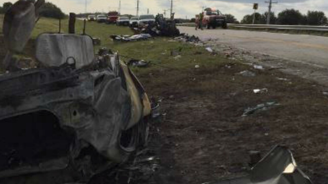 four killed in Christmas crash Highlands County