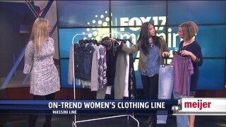 Stacy London shows off new Meijer fashions for women all ages andsizes