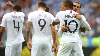 World Cup semifinal preview: Belgium vs. France