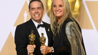 'Coco' wins Oscar for 'Animated Feature Film' at the 90th Academy Awards