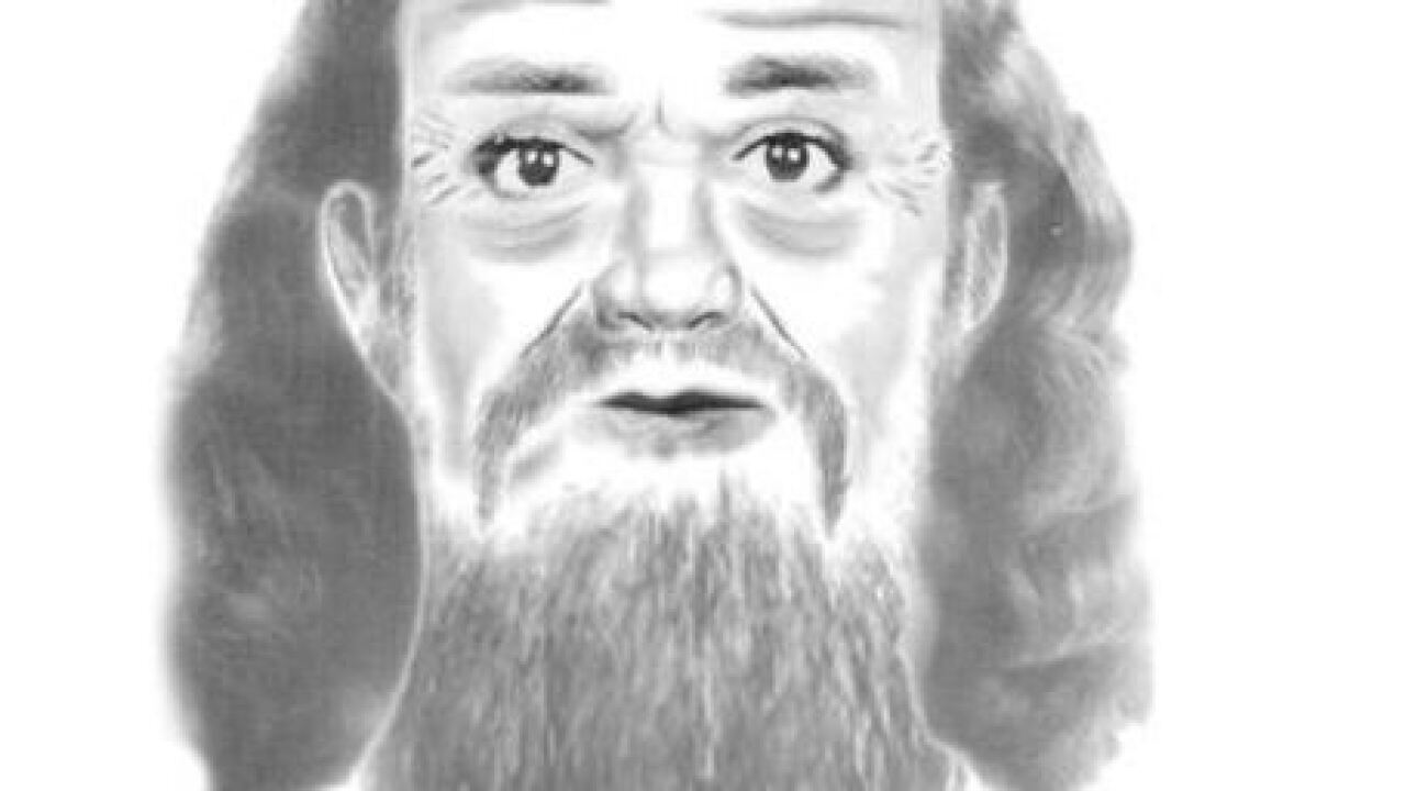 Grove police release sketch of person of interest in attempted kidnapping of 1-year-old
