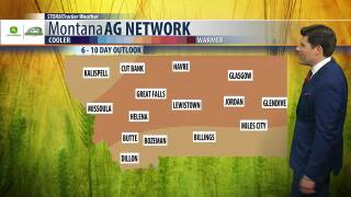 Montana Ag Network Weather: May 28th