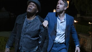 Film Review - The Hitman's Wife's Bodyguard