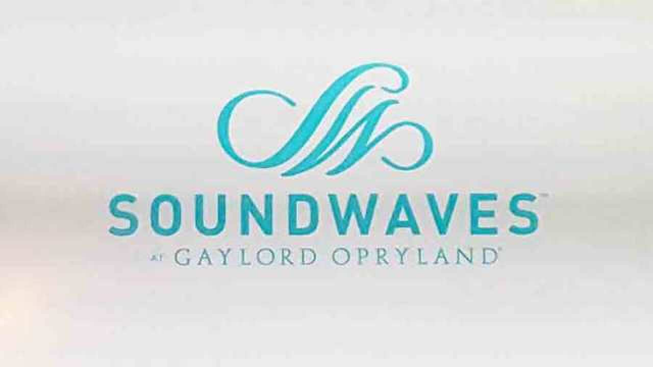 Opryland's SoundWaves To Open In December