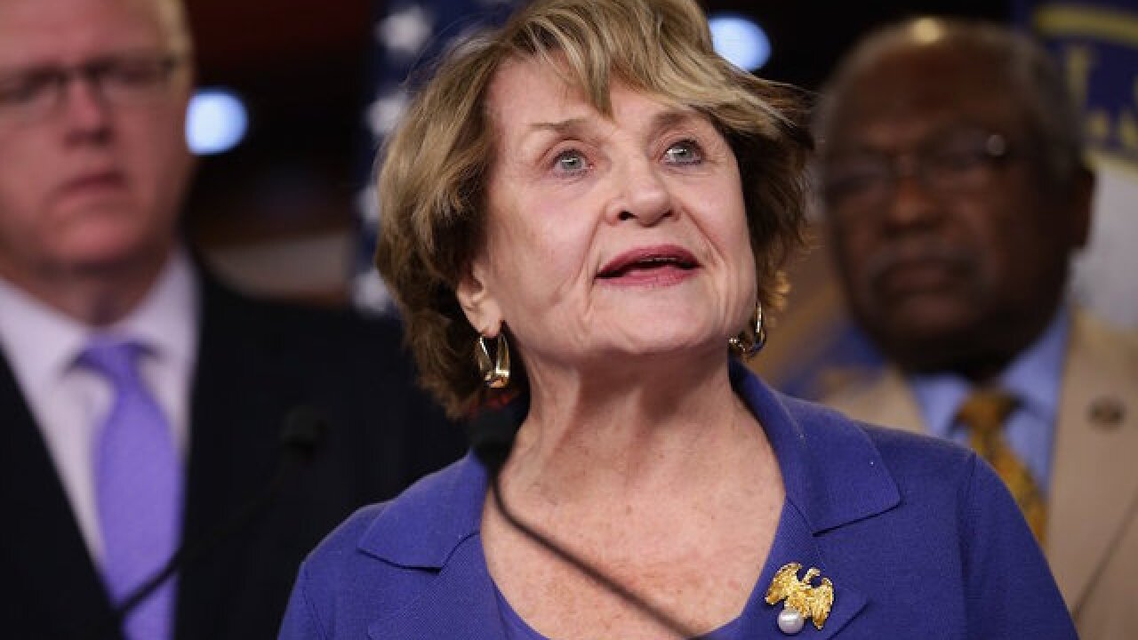 Louise Slaughter dies at 88